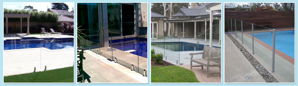 Glass Fencing Melbourne