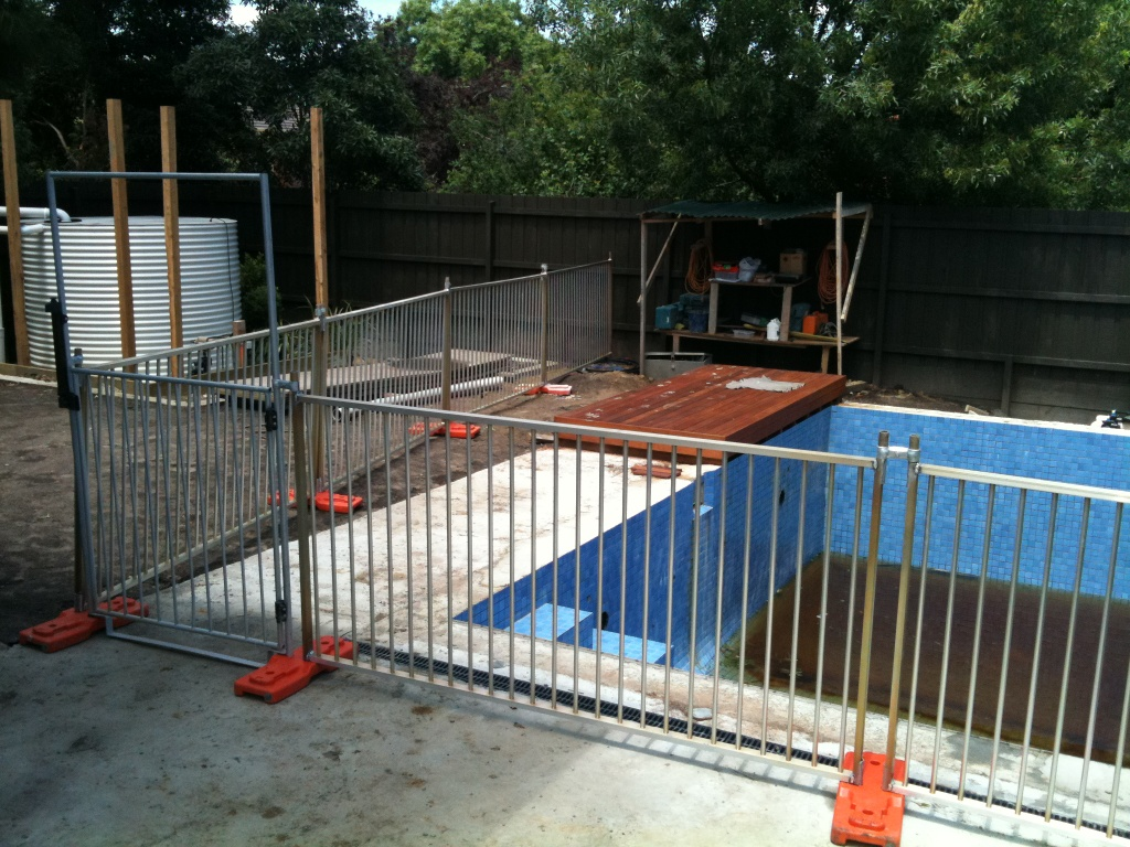 Pool fence melbourne at rss