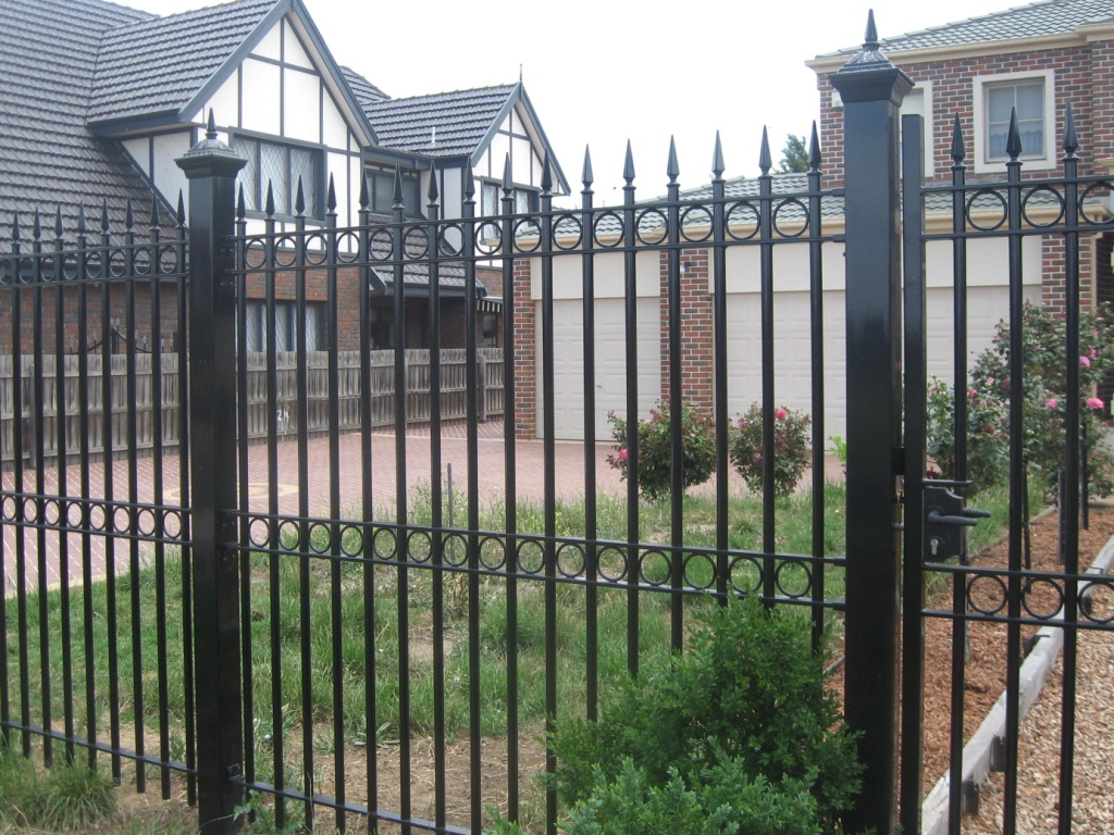 Prestige Front Fence