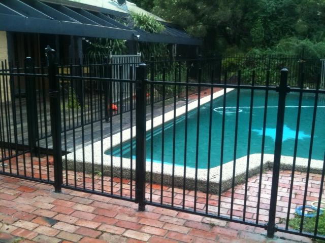 Pool Fence Kangaroo Ground