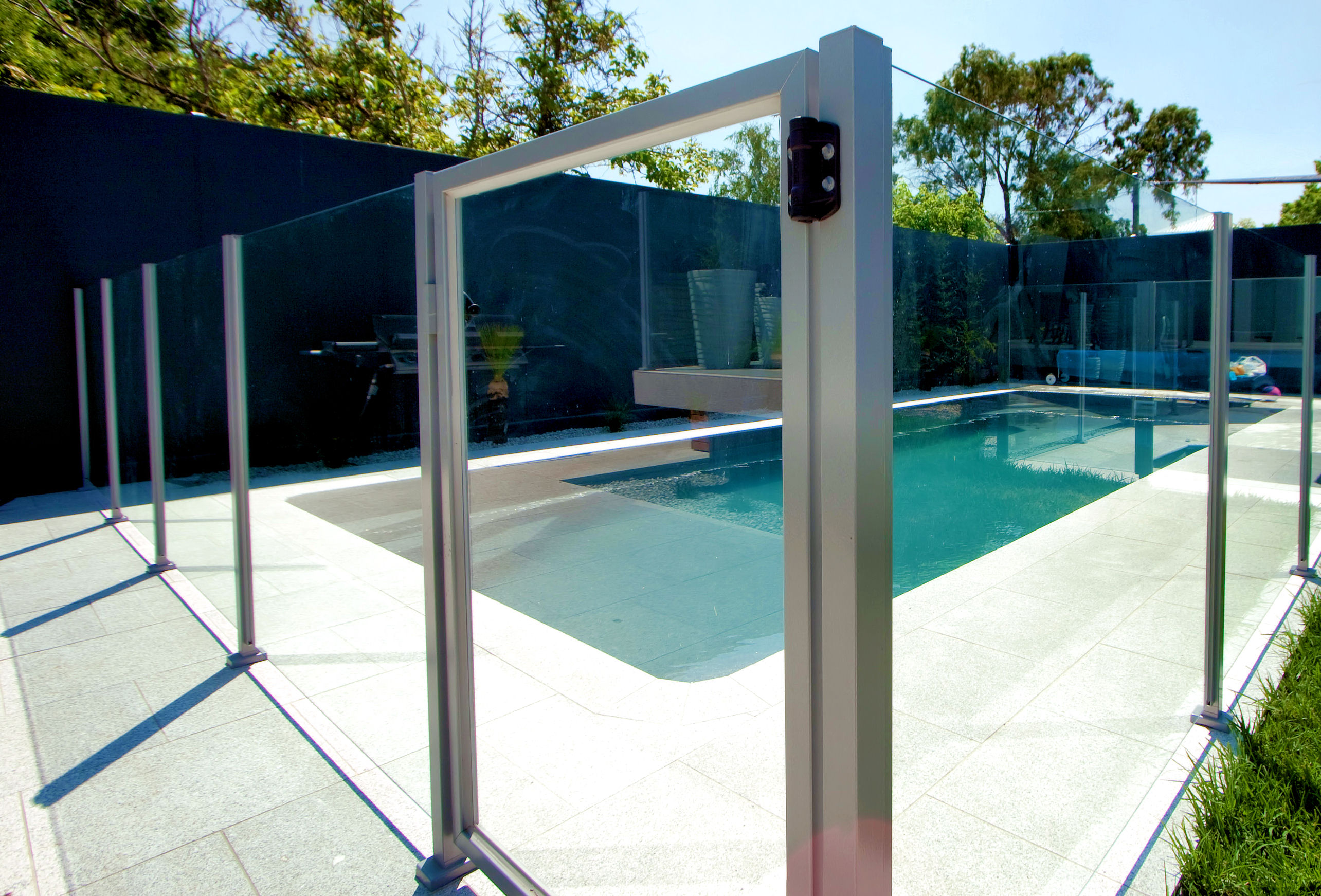 glass fencing frameless glass pool fencing glass